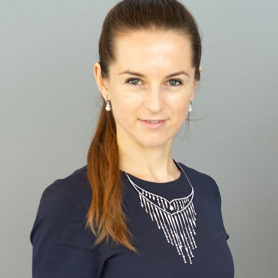 Masha Prusakova-Co-Founder, General Counsel Cryptoprlab.com